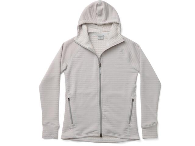 Houdini Power Air Houdi Fleece Jacket Women ground grey